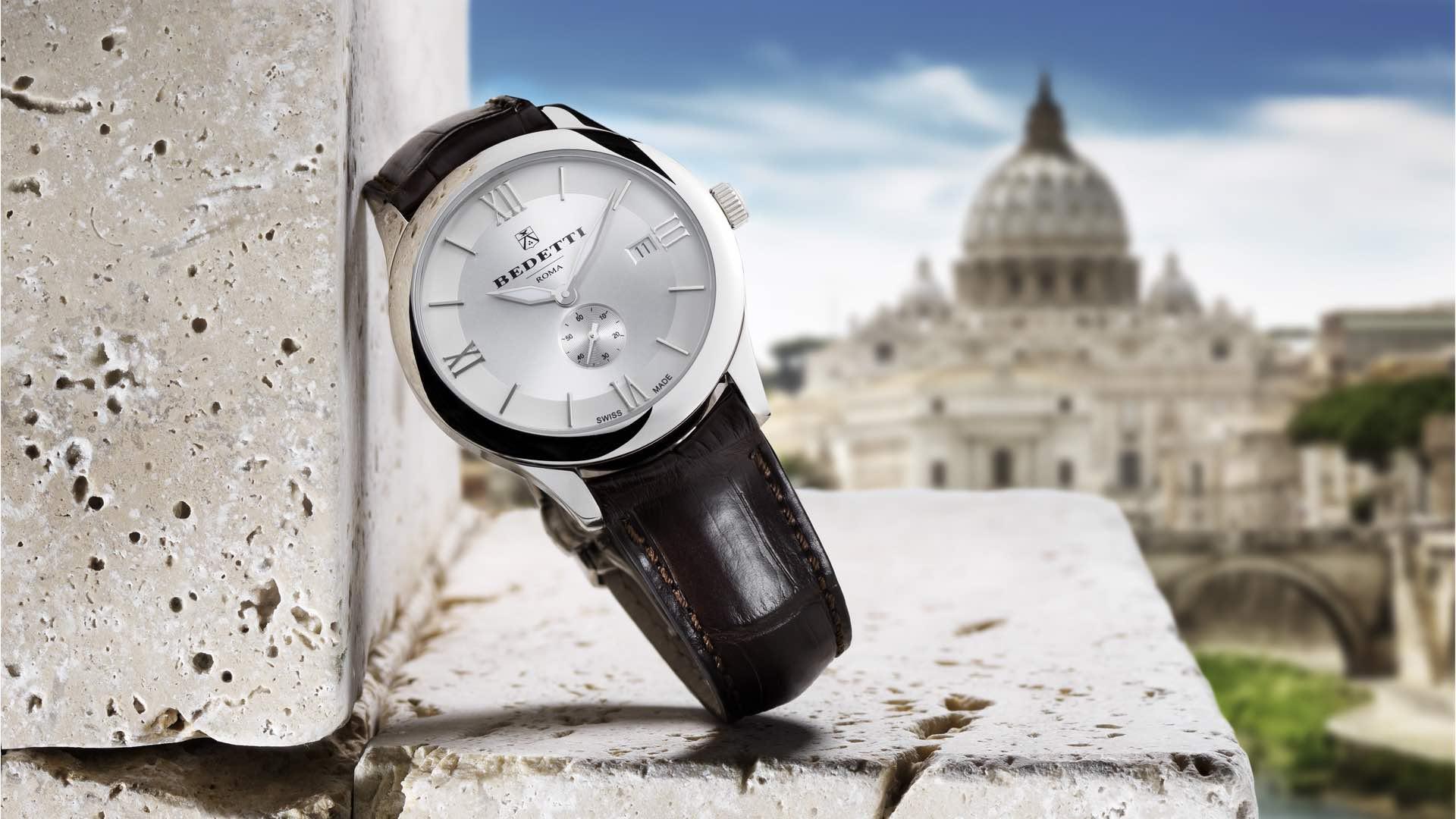 Ferro white dial